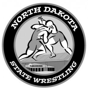 Wrestling B&W